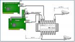 Матричные системы CVS эконом-класса CVS 12x2